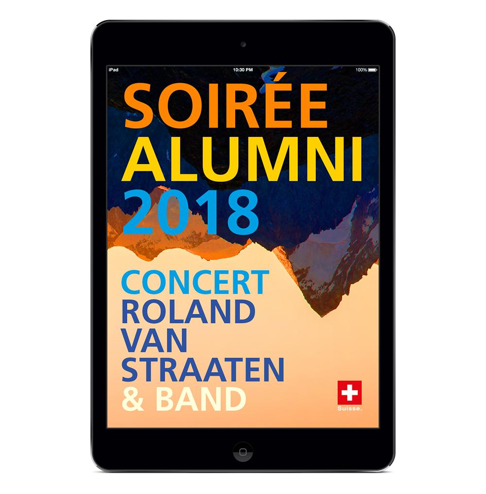 Alumni @ Embassy / soirée officielle des Alumni Suisse de France