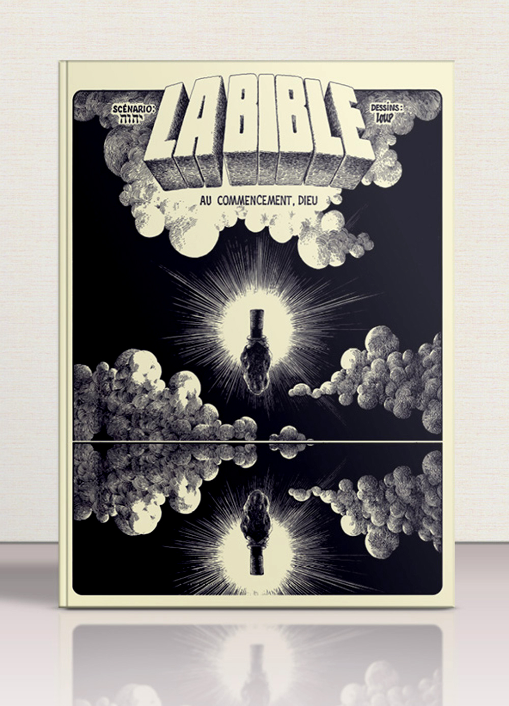 La Bible de Loup réédition d'art - format original Agence Si